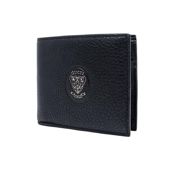 【緑屋質屋】グッチ 336447 2つ折り財布 未使用品【中古】