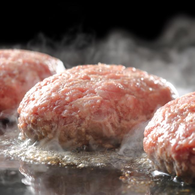 肉汁たっぷり 最安値 ジューシーな合挽ハンバーグをどっさり1kg 国産 合い挽き生ハンバーグ お買い得品 100g×10個 お取り寄せグルメ ギフト 贈り物 お手軽 おかず ごはんのお供 長期保存 冷凍 三重県産 かんたん調理