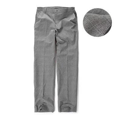 ブリティッシュ オーガニック シェフシャツ☆Gray Check Chef Pants #AP1301☆ユニフォームデザイナー専門ブランド a.mont☆飲食店・ホテル・サービスユニフォーム(制服)接客・厨房・コックコート・エプロンなどの専門店です♪ ☆a-montパンツ