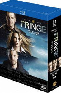 [送料無料] FRINGE/フリンジ〈ファースト・シーズン〉 コレクターズ・ボックス [Blu-ray]