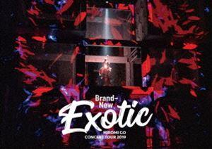 """[送料無料] Hiromi Go Concert Tour 2019""""Brand-NEW Exotic"""" [Blu-ray]"""