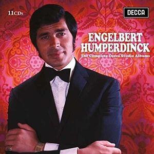 [送料無料] 輸入盤 ENGELBERT HUMPERDINCK / COMPLETE DECCA STUDIO ALBUMS [11CD]