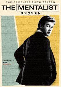[送料無料] THE MENTALIST/メンタリスト〈シックス・シーズン〉 コンプリート・ボックス [DVD]
