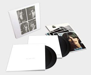 [送料無料] 輸入盤 BEATLES / BEATLES (WHITE ALBUM) (DLX) (LTD) [4LP]