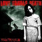 海外限定 輸入盤 LOVE EQUALS CD DEATH 100%品質保証! NIGHTMERICA