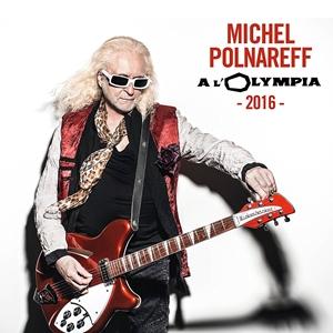 [送料無料] 輸入盤 MICHEL POLNAREFF / OLYMPIA 2016 (LTD) [4LP]