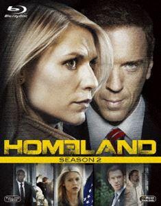 [送料無料] HOMELAND/ホームランド シーズン2 ブルーレイBOX [Blu-ray]