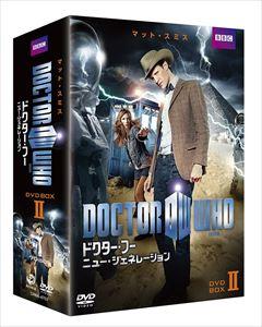 ドクター・フー ニュー・ジェネレーション DVD-BOX 2 [DVD]