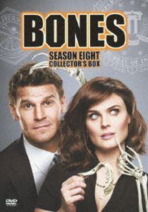 [送料無料] BONES 骨は語る シーズン8 DVDコレクターズBOX [DVD]