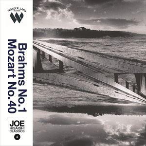 久石譲 cond JOE HISAISHI CLASSICS 2: CD 高額売筋 交響曲第1番 モーツァルト: 交響曲第40番 ブラームス: 大決算セール