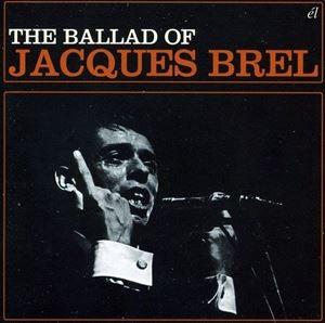 国内送料無料 輸入盤 JACQUES 高額売筋 BREL OF BALLAD CD