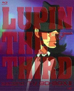 [送料無料] ルパン三世 second TV-series BD-BOX II [Blu-ray]