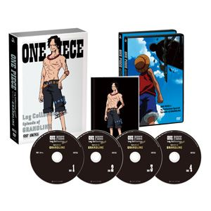 "[送料無料] ONE PIECE Log Collection Special""Episode of GRANDLINE"" [DVD]"