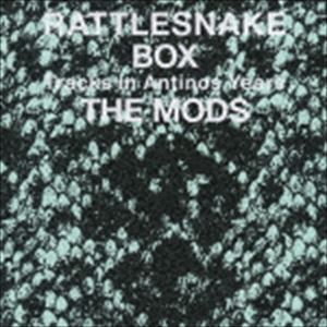 THE MODS / RATTLESNAKE BOX THE MODS Tracks in Antinos Years(完全生産限定盤/8Blu-specCD2+DVD) [CD]