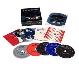 [送料無料] 輸入盤 WHO / MAXIMUM AS & BS (LTD) [5CD]