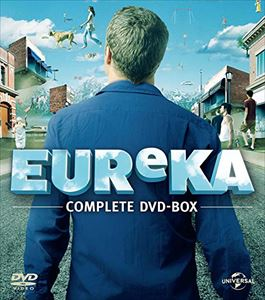 [送料無料] ユーリカ ~地図にない街~ コンプリート DVD-BOX [DVD]
