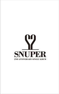 輸入盤 SNUPER 受賞店 DEAR - 至上 CD 2ND ANNIVERSARY SINGLE