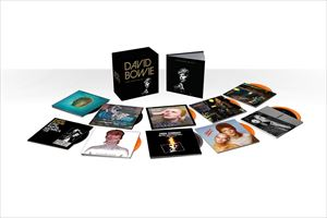 [送料無料] 輸入盤 DAVID BOWIE / FIVE YEARS 1969-1973 [12CD]