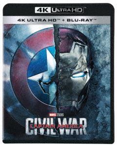 [送料無料] シビル・ウォー/キャプテン・アメリカ 4K UHD [Ultra HD Blu-ray]
