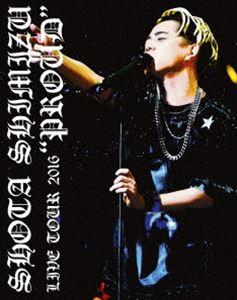 """[送料無料] 清水翔太 LIVE TOUR 2016""""PROUD"""" [Blu-ray]"""