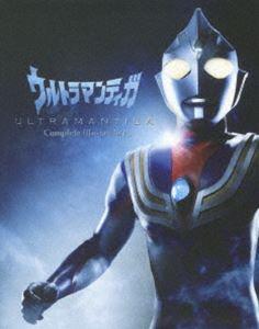 [送料無料] ウルトラマンティガ Complete Blu-ray BOX [Blu-ray]