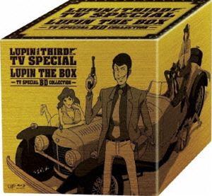 ルパン三世 テレビスペシャル LUPIN THE BOX~TVスペシャルBDコレクション~ [Blu-ray]
