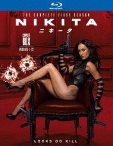 [送料無料] NIKITA/ニキータ〈ファースト・シーズン〉 コンプリート・ボックス [Blu-ray]