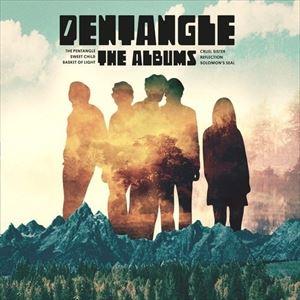 [送料無料] 輸入盤 PENTANGLE / ALBUMS: 1968 BOX SET [7CD]