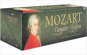 輸入盤 VARIOUS / MOZART : COMPLETE EDITION [170CD]