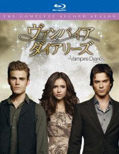 [送料無料] ヴァンパイア・ダイアリーズ〈セカンド・シーズン〉 コンプリート・ボックス [Blu-ray]