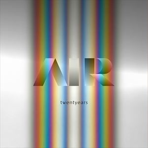[送料無料] 輸入盤 AIR / TWENTYEARS (SUPER DELUXE EDITION) [2LP+3CD]