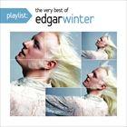 輸入盤 EDGAR WINTER PLAYLIST : 新作 人気 BEST CD THE OF オープニング 大放出セール VERY
