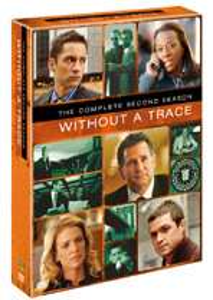 [送料無料] WITHOUT A TRACE/FBI失踪者を追え!〈セカンド・シーズン〉コレクターズ・ボックス [DVD]