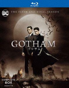 [送料無料] GOTHAM/ゴッサム〈ファイナル・シーズン〉 ブルーレイ コンプリート・ボックス [Blu-ray]