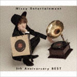 [送料無料] Nissy(西島隆弘) / Nissy Entertainment 5th Anniversary BEST(通常盤/2CD+2DVD) [CD]