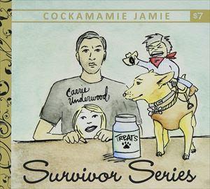 コカメイミ 業界No.1 ジェイミー Survivor Series CD 秀逸