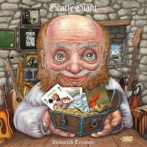 [送料無料] 輸入盤 GENTLE GIANT / UNBURIED TREASURE (LTD) [30CD]
