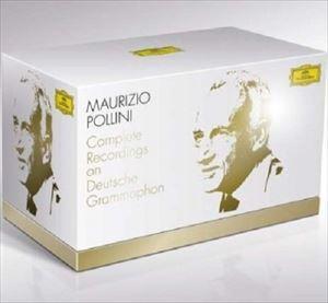 [送料無料] 輸入盤 MAURIZIO POLLINI / COMP RECORDINGS DG [55CD+3DVD]