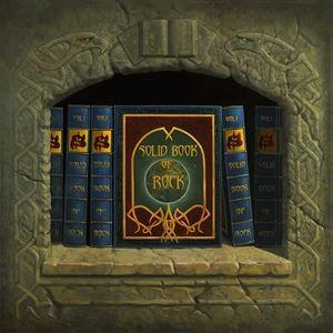 [送料無料] 輸入盤 SAXON / SOLID BOOK OF ROCK [11CD+3DVD]
