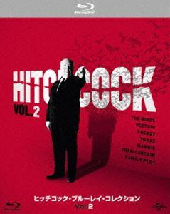 [送料無料] ヒッチコック・ブルーレイ・コレクション Vol.2 [Blu-ray]