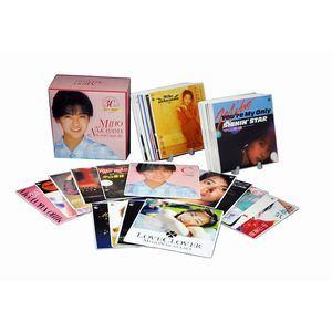中山美穂 / 30th Anniversary パーフェクト・シングルズ・ボックス(完全限定盤/40CD+DVD) [CD]