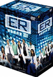 [送料無料] ER 緊急救命室 XIV〈フォーティーン〉コレクターズ・ボックス [DVD]