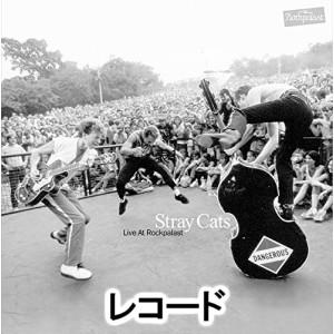 [送料無料] ストレイ・キャッツ / ライヴ・アット・ロックパラスト LP BOX(初回生産限定盤) [レコード]
