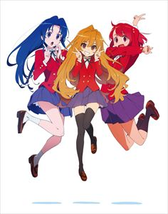 とらドラ! Complete Blu-ray BOX【初回限定版】 [Blu-ray]