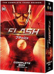 [送料無料] THE FLASH/フラッシュ〈サード・シーズン〉 コンプリート・ボックス [DVD]