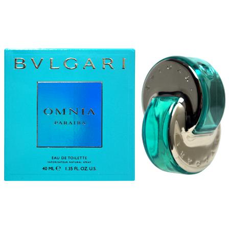 ブルガリ オムニア パライバ EDT (女性用香水) 40ml