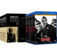 [送料無料] 黒澤明監督作品 AKIRA KUROSAWA THE MASTERWORKS Blu-ray Disc Collection II [Blu-ray]
