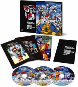 [送料無料] 【イッキ見!】戦え!超ロボット生命体トランスフォーマー&2010 ダブル Blu-ray SET〈期間限定生産〉 [Blu-ray]