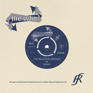 [送料無料] 輸入盤 WHO / VOLUME 2 : THE REACTION SINGLES 1966 (BOXSET) [7inchX5]
