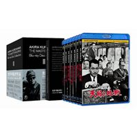 [送料無料] 黒澤明監督作品 AKIRA KUROSAWA THE MASTERWORKS Blu-ray Disc Collection III [Blu-ray]